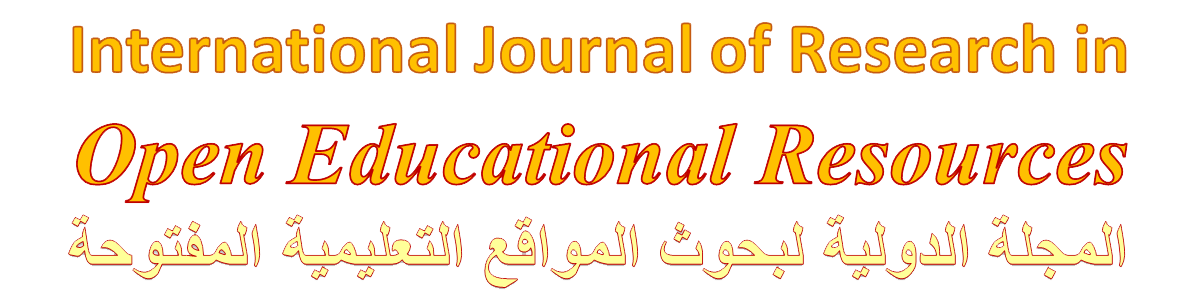 International Journal of Research in Open Educational Resources